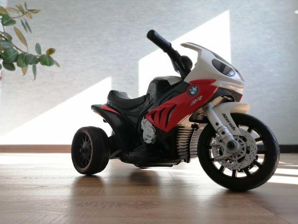 Продам детский электромотоцикл BMW BAMBI JT5188