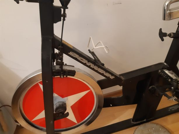 Rower spiningowy