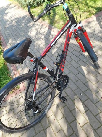 Rower Crossowy Unibike Prime GTS 2019 rama 21''