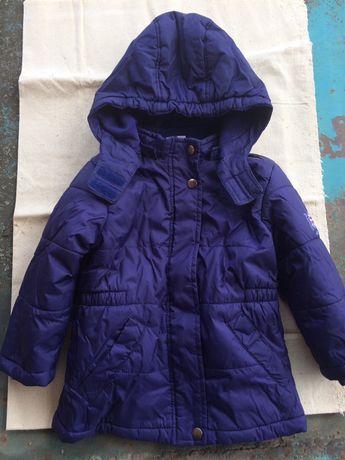 Продам фирменную куртку, Impidimpi. Размер 18-24 месяца.