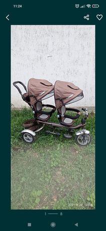 Велосипед для двійні