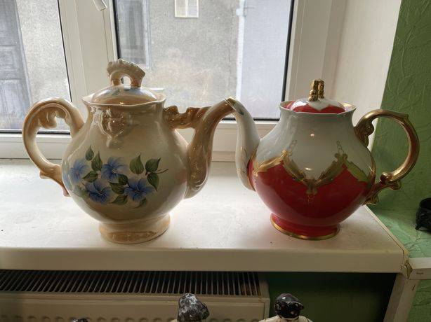 Керамічні Чайники