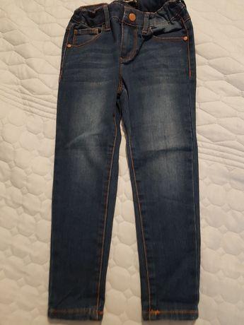 Spodnie RESERVED r.110