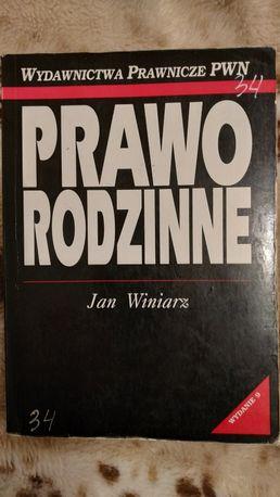 Prawo rodzinne Winiarz Gajda