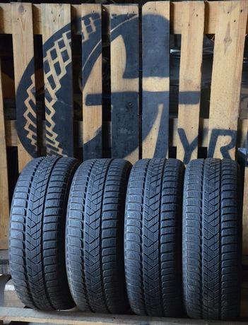 Резина зима зимова шини колеса 215 55 r17 Pirelli