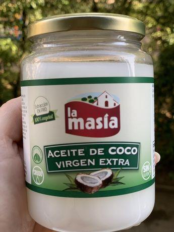 Кокосовое масло Испания