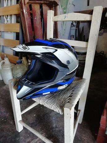 Capacete CMS XR-7 motocross