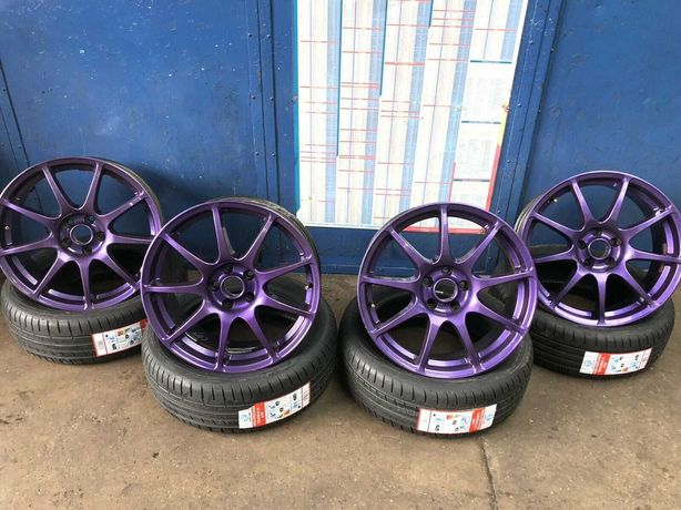 Arcasting racing Excalibur 18 (5x108 ) Volvo Ford FOCUS RS Peugeot KJS