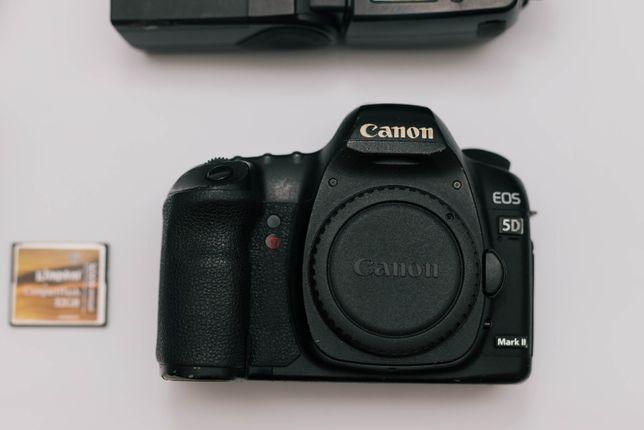 Aparat Canon 5D Mark II Lustrzanka