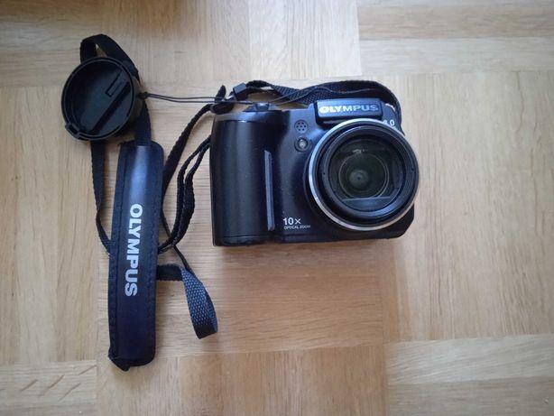 Olympus SP-500UZ - aparat cyfrowy