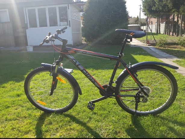 "Rower ALPINA ECO M20 dark-orange 19,5"""