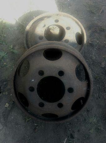 диск газ 53 облегчёный передний