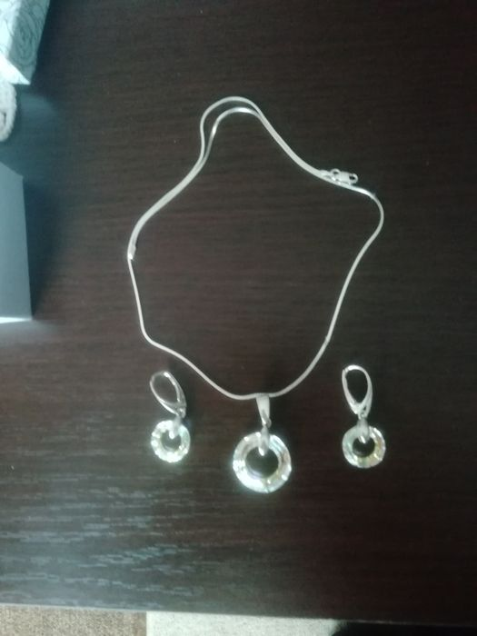 Biżuteria srebrna komplet Wyszków - image 1