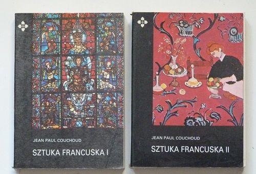 Książka Sztuka francuska. I i II tom