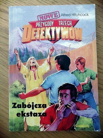 Zabójcza Ekstaza - Hitchcock - komiks / horror