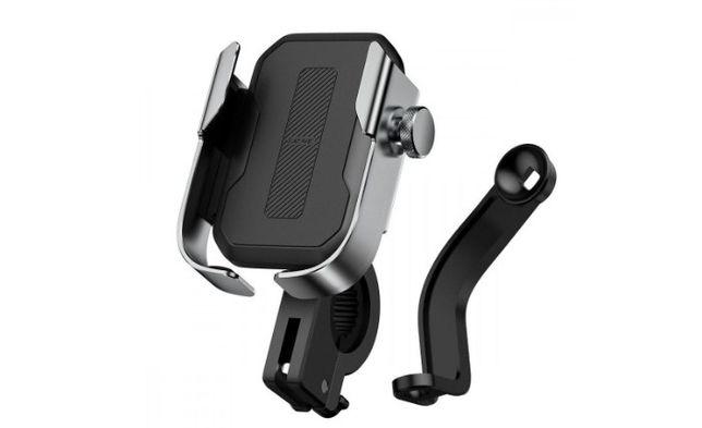 Держатель для телефона на велосипед/ мотоцикл Baseus Armor