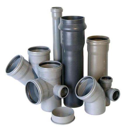 АКЦИЯ! ТРУБЫ канализационные пластиковые