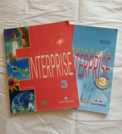 Enterprise 3. Комплект из 2 книг