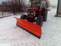 Pług Do Odśnieżania Śniegu Mocowanie Do C330 C360 MF255 Transport