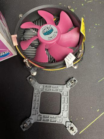 Cooler Master para Intel