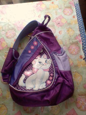 Рюкзак, сумка для девочки-350руб