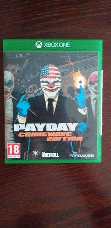 Payday 2 -gra na Xbox one