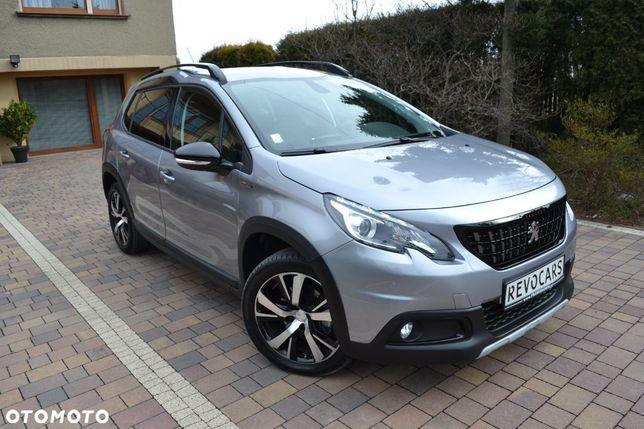 Peugeot 2008 1.2 130 Koni Gt Line Bogaty Jak Nowy Bogaty Fv23%