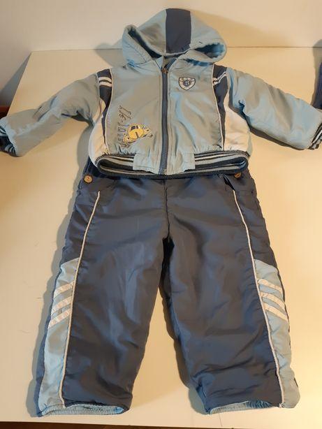 Куртка+ штани для хлопчика