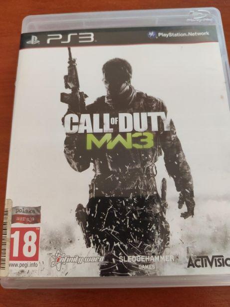 Gra PS3 Call of Duty Modern Warfare 3 MW3