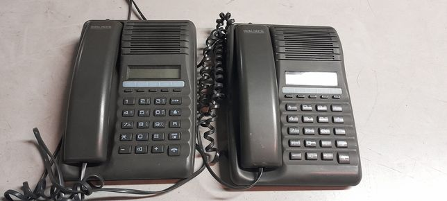 Telefones fixos antigos