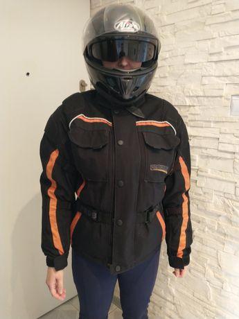 Sprzedam kurtkę motocyklową - damską S