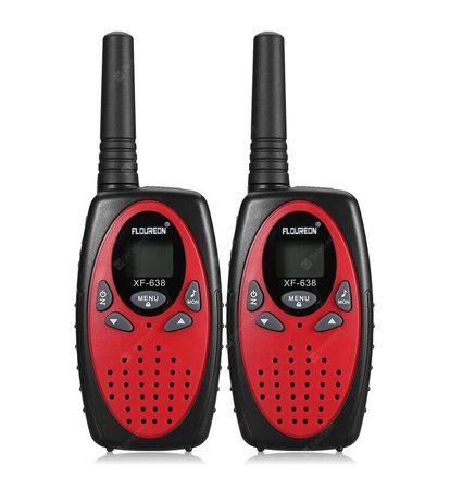 Floureon 8 canal duplo walkie talkies