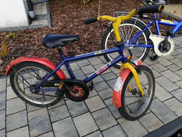 Rowerek dziecięcy. Rower dziecięcy.