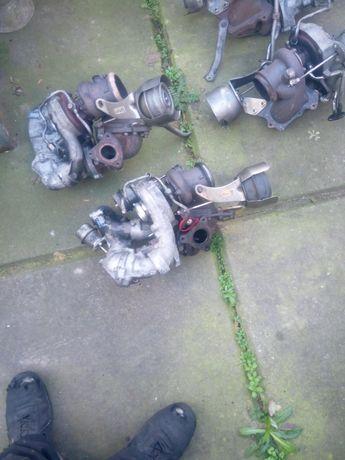 Sprzedam turbosprężarkę Mercedes sprinter uszkodzone