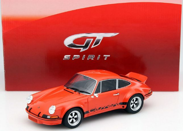 Porsche 911 2.8 RSR Street Orange escala 1/18 GT Spirit