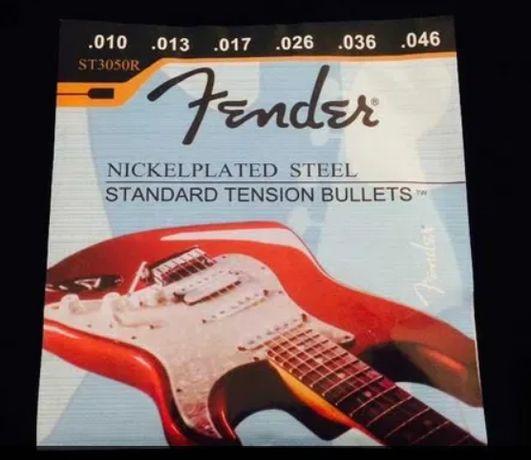 Струны Fender для электрогитары или акустической ST3050R ( 010 - 046 )
