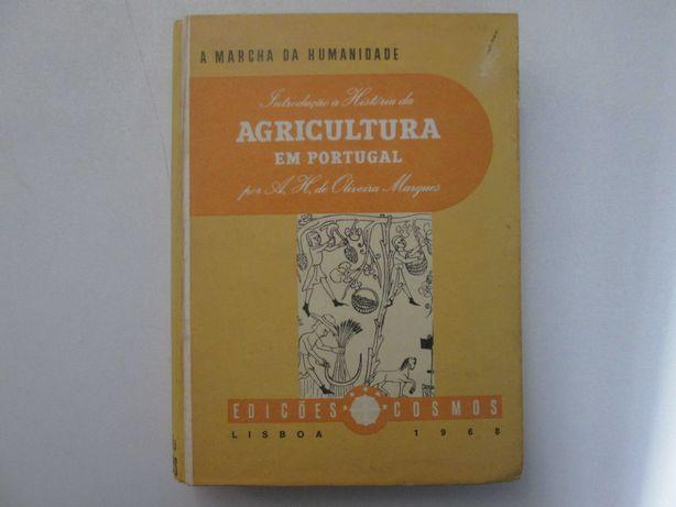 Introdução à História da Agricultura em Portugal- A. Oliveira Marques