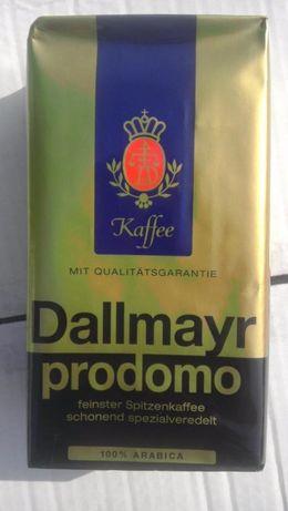 Молотый кофе Dallmayr prodomo 0.5 kg. 100 % Arabica Доставка Бесплатно