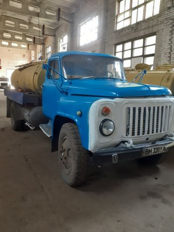 Продам молоковоз Газ-5312, 1987 год,