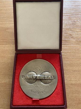 Medal 20 Lat Universal Warszawa 1979. Mennica Państwowa