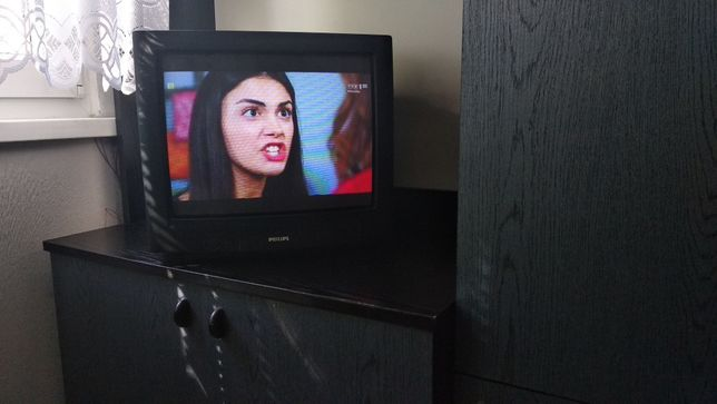 Telewizor Philips 17 cali kineskopowy