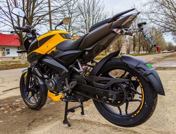 Bajaj Pulsar NS 200 АКЦИЯ! Новый мотоцикл