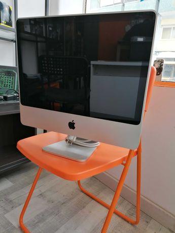 """iMac 20"""" (Mid 2007) / 250Gb HDD / 3Gb RAM DDR2 / Como Novo"""