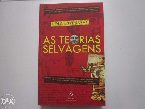 """Livro Novo """"As Teorias Selvagens"""" de Pola Oloixara"""