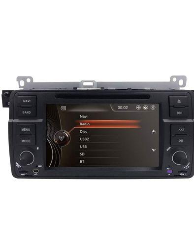 MULTIMEDIALNE-dotykowe radio samochodowe Hizpo