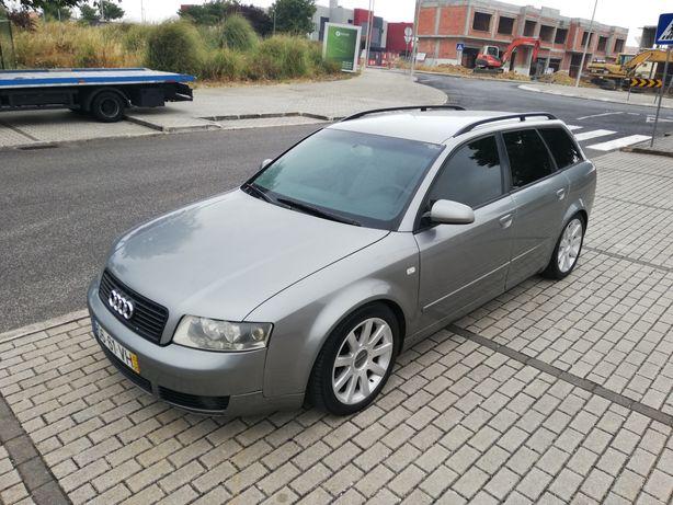 Audi a4 1.9 tdi - 130 cv caixa de 6v