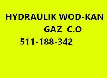 hydraulik instalator c.o gaz woda zamrażanie rur od zaraz 24/h