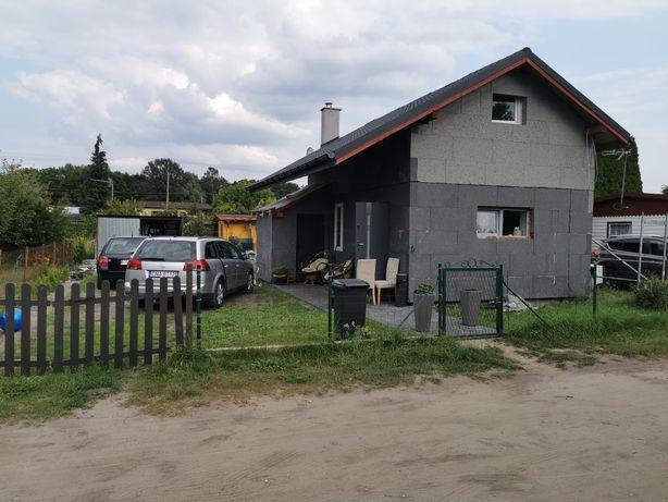 Działka ROD z domkiem całorocznym