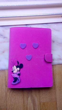 Caderno/ livro Minnie para apontamentos