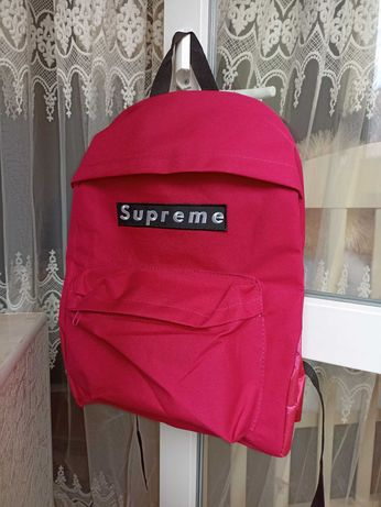 Рюкзак жіночий малиновий